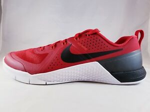 913ded16806e Nike Metcon 1 Men s Cross Training Shoe 704688 616 Size 12