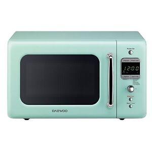 Details About Vintage Microwave Rv Mini Dorm Camper Table Top Oven Retro Kitchen Appliances