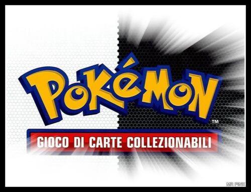POKEMON LOTTO 100 CARTE MISTE ITALIANO INGLESE TUTTE DIVERSE ENERGIA ALLENATORE