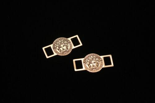 Lock Head e Diamond scarpe ginnastica Custom da Dubrae Lace Medusa Fire 100 lacci Dice per xRqY4AnY5