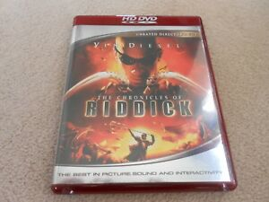 Details about Chronicles Of Riddick - Unrated Director's Cut (HD DVD) -  Region Free US Import