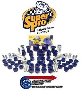 Complete-Poly-SuperPro-Bush-Suspension-RG-Kit-Fit-R33-GTR-Skyline-RB26DETT