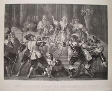 Bartsch Fechten Degen Florett Rapier Säbel Fechtkampf Duell Musketier Richelieu