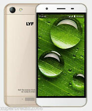 "LYF WATER 11 : 3GB RAM LYF MOBILE 5"" 16GB ROM TRUE 4G LTE VOLTE RELIANCE JIO"