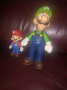2006-And-2008-Super-Mario-And-Luigi-Vinyl-Toys