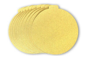 6-034-PSA-Adhesive-Sticky-Back-Tabbed-Sanding-Discs-50-Pack-100-Grit