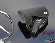 für Mercedes Schlüssel Etui Leder W211 W203 W204 R230 CL CLS CLK SLK C63 KeyCase