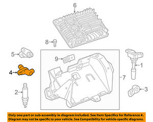 image is loading gm-oem-engine-camshaft-cam-position-sensor-12615371