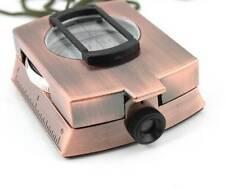 Prismatic Copper MAGNETIC Compass