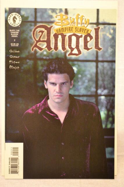 Buffy The Vampire Slayer Angel issue 2 Photo Cover Dark Horse Comics