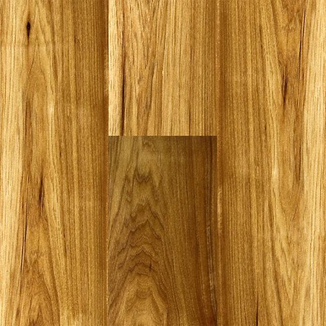 Dream Home 12mm Heard County Hickory High Gloss Laminate Flooring