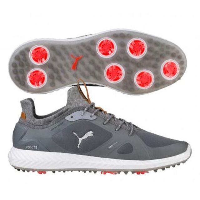 Puma Golf Ignite Poweradapt Quiet Shade Golf Shoes