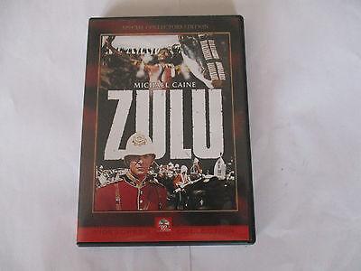 DVD : ZULU , mit Michael Caine
