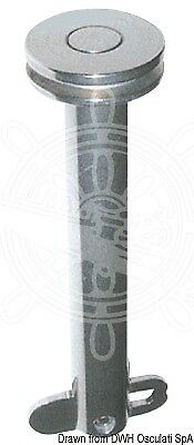 OSCULATI Drop Nose Pin Aisi 316 25 mm Diameter 6 mm A