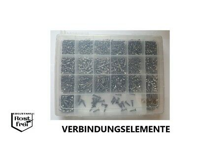25 pièces en tôle vis DIN 7981 Linsenkopf a2 4,2x22