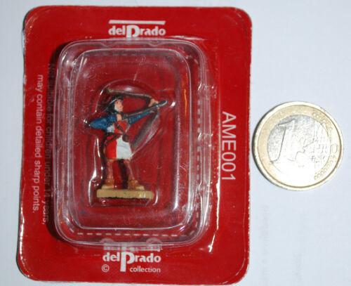 Soldier Siege a Castello Medieval AME001 Del Prado Scale 1-72