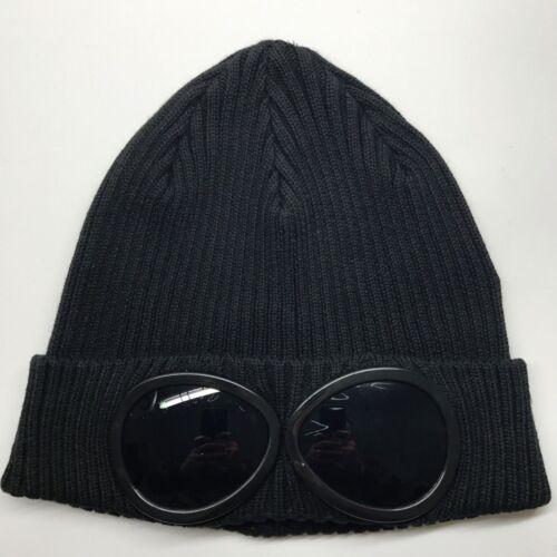 Superme COMPANY GOGGLE Homme BEANIE tricoté laineux hiver Chapeaux Cap Noir