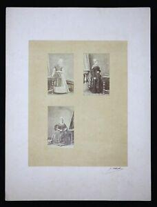 Jules-Robuchon-1840-1922-Photographs-Of-Women-Fontenay-le-Comte-Poitiers
