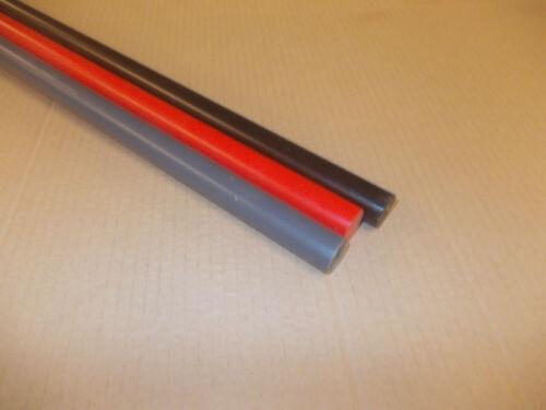 Tige en PVC diamètre 30mm x longueur 150mm x 1 piece