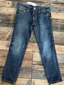 Intelligente Neuf Avec étiquettes Gymboree Filles Super Skinny Denim Jeans Taille 12-afficher Le Titre D'origine Limpide à Vue
