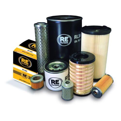 JCB 48z-1 Filter Service Kit, Luft, Öl, Kraftstofffilter