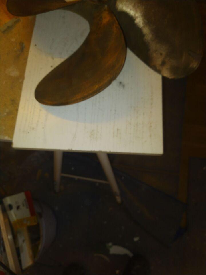 Propel  540 mm i diameter. 42 mm aksel.  venstr...