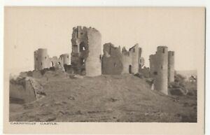 Caerphilly-Castle-Vintage-Postcard-RI-Price-South-Wales-136c