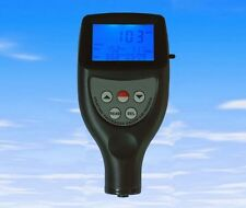 PAINT LAYER FILM COATING THICKNESS GAUGE METER     SDD