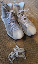 5d392175176a Adidas Men s D Rose 5 Boost Og White Basketball Shoes C77249 Size 11.5