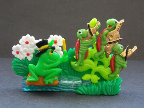 Jouet kinder Puzzle 3D Fleurs 653446 Allemagne 1999 BPZ