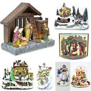 shatchi christmas nativity scene set home decor ebay