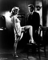 Elmer Gantry Couple Picture In Classic High Quality Photo