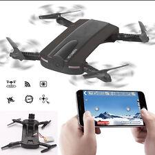 JXD 523W RC Quadcopter Drone mit HD Kamera WIFI FPV Höhehalten Drohne Schwarz DE