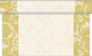 1-Tischlaeufer-Romantic-in-Gold-aus-Linclass-Airlaid-40-cm-x-4-80-m-Ornamente