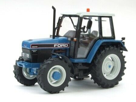 Tracteur FORD 6640 SLE 4 roues motrices ROS30132