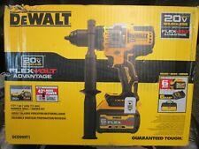 Dewalt Dcd999t1 12 Hammer Drill Driver Kit Brand New