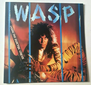 W.A.S.P.>>INSIDE THE ELECTRIC CIRCUS>>1986>>CAPITOL RECORDS
