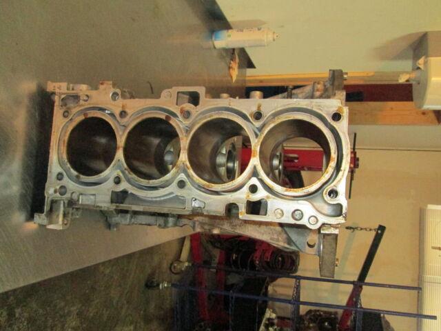 #BKM11 BARE ENGINE BLOCK 2010 KIA FORTE 2.0