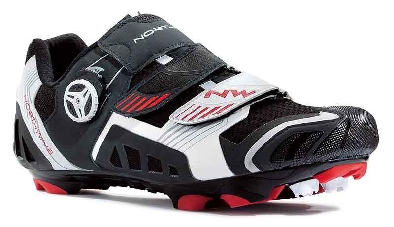 Northwave 80142002 03 Nirvana MTB zapatos, bike-zapatos bike-zapatos bike-zapatos blanco negro rojo talla 39 cc3fcc