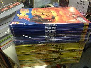 BLOCCO-STOCK-fumetti-marvelX-MEN-DELUXE