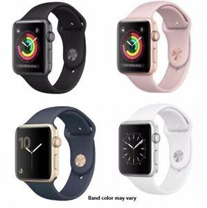 Apple Watch Series 2 42mm Gps Aluminum 8gb All Colors Ebay