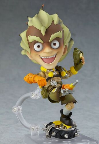 Overwatch Nendoroid Junkrat Classic Skin Edition Official Good Smile Company 944