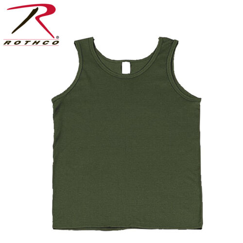 Rothco 6701 Tank Top Olive Drab