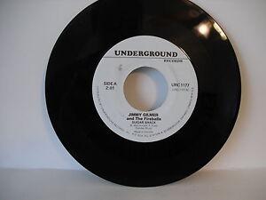 Jimmy Gilmer and the Fireballs, Sugar Shack / Daisy Petal Pickin, Underground