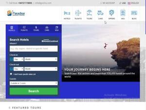 Best-Profitable-Hotel-Flight-Booking-Affiliate-Website-Free-cPanel-Hosting