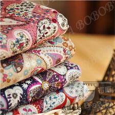 4PCS 45CM*50CM color love Cotton Fabric patchwork tissue quilt crafts material