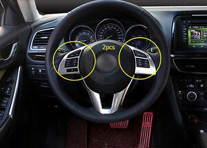2014 2015 for mazda 3 m3 axela interior steering wheel - 2004 mazda 3 interior accessories ...