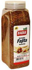 6 X BADIA - Fajita Seasoning 21 oz / 1.30 lbs - Sazonador para Fajitas