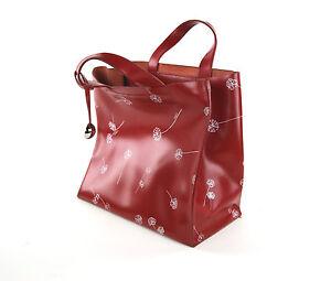 Pissenlits Avec Cuir Femme Joli Rouge À Main Sac Pour Furla PxwOOZ80q7