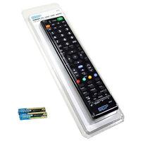 Hqrp Mando A Distancia Para Sony Bravia Kde Kdx Klv Ldm Pdm Ke Xbr Series Tv